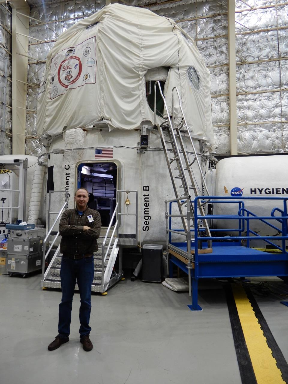 Behind the Scenes at NASA's Latest Space Habitat Simulator | Space