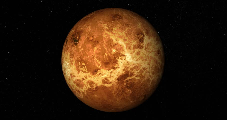 Why Does Venus Spin In The Wrong Direction? | Videos
