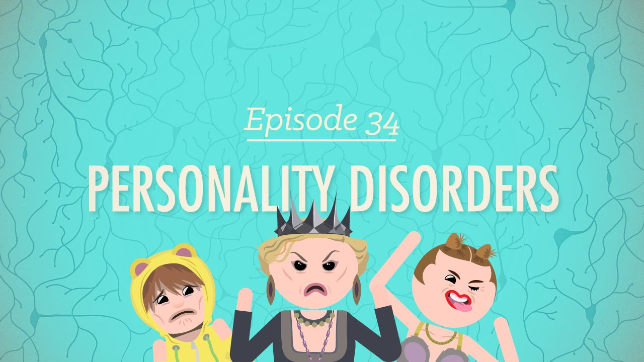 What Are Personality Disorders?