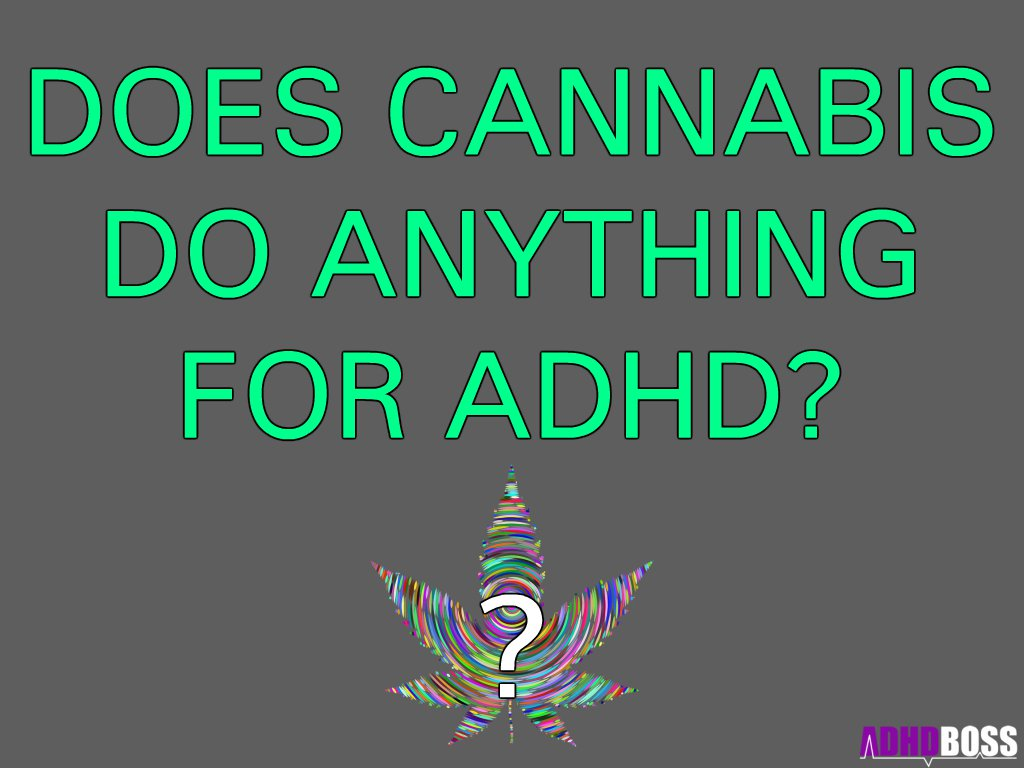 Sleep And Adhd Whats Connection >> Treatment Of Adhd With Cannabis Cannabis Sciences