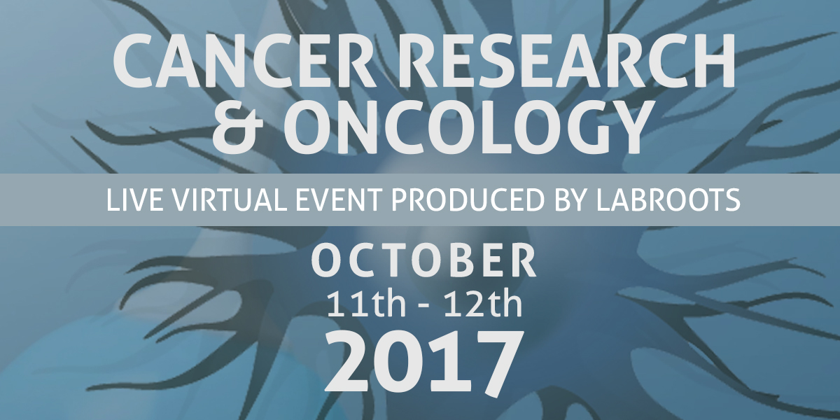 Cancer Research & Oncology 2017